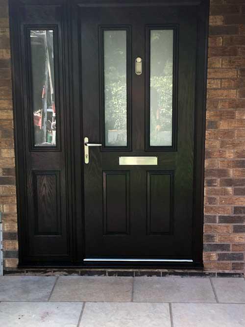 Composite Door and Panel